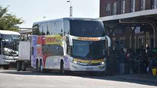 A robbery by a gang on an Intercape bus on Saturday, has long-distance bus travellers worried about their safety. File picture: Thobile Mathonsi/African News Agency (ANA) Archives