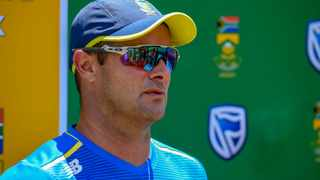 South Africa head coach Mark Boucher is working to instil a new mindset and work ethic in the side ahead of the first test against England. Photo  Christiaan Kotze/BackpagePix