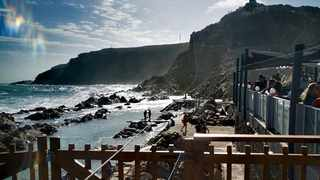 """The list of things to do in Mossel Bay is about to get faster and louder with the opening of what is being called the """"world's longest over-ocean zipline"""". Picture: Supplied"""