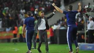 A pathetic start to the season characterised by the sudden resignation of coach Micho Sredejovic and Rhulani Mokwena's failure to live up to expectations forced chairperson Irvin Khoza to hire a new coach. Photo: BackpagePix