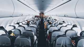 Emory University modelled the movement of passengers around an aircraft to show how viruses could spread. Picture: Sourav Mishra/Pexels.