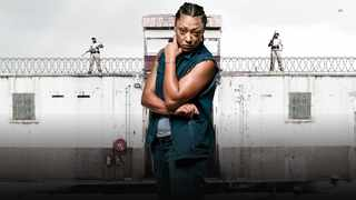 """Lorcia Cooper in """"Lockdown"""" as Tyson. Picture: Supplied"""