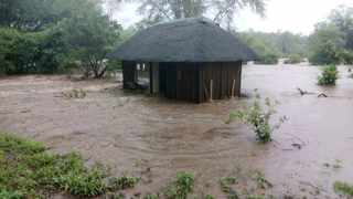 Remote camps such as Nyalalanda Wilderness Trails Camp have been underwater. Picture: Kruger National Park.