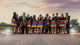 Ndlovu Youth Choir. Picture: Supplied