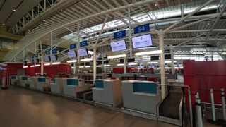 Airports Company South Africa implemented air travel restrictions to high-risk countries.