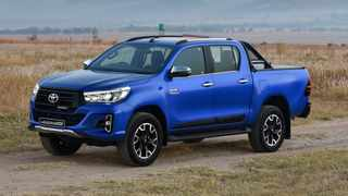 Reports indicate that the revised Hilux will have a more muscular looking front end than the current model, which is pictured.