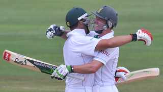 AB de Villiers, at 36 years of age, still has life in him as an international cricketer, be it in T20 or ODIs. De Villiers is the best South African international batsman in ODIs and in the top three in T20s.  Photo: Etienne Rothbart.