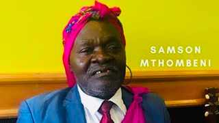 The late Samson Mthombeni. Picture: Twitter.
