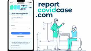 To tackle the impending crisis of hospital readiness in South Africa during the coronavirus pandemic, Trixta has launched ReportCovidCase.com - a web app that enables hospitals to get a indicator of how many cases they will be sitting with in the near future.