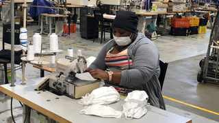Ninian & Lester, using their global underwear brand, Jockey, has shifted its short-term focus to manufacturing masks.   Photo: Supplied