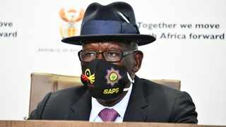 Police Minister Bheki Cele said SAPS and SANDF members had intercepted and confiscated R2.6m worth of alcohol and tobacco between March and April. Picture: GCIS