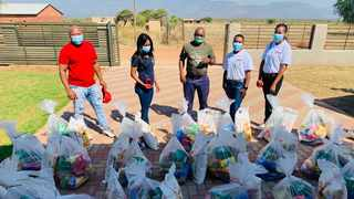 Communication and use of acknowledged tribal hierarchies ensured that communities in the Vhembe District, Limpopo received food parcels essential for their survival during the Covid-19 lockdown.