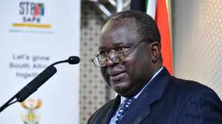 South Africa's economy is now expected to contract by 7.2 per cent in 2020 from the marginal expansion predicted in February, dragged down by the ravages of the Covid-19 global pandemic, Finance Minister Tito Mboweni said on Wednesday. Photo: Kopano Tlape/GCIS