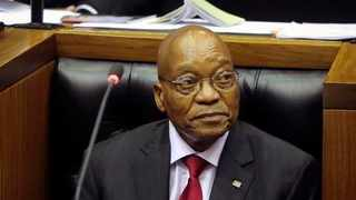 President Jacob Zuma  File photo: Sumaya Hisham/EPA