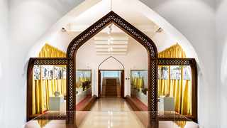 Bait Al Zubair Museum will be one of the places visited in Oman. Picture: Bait Al Zubair.