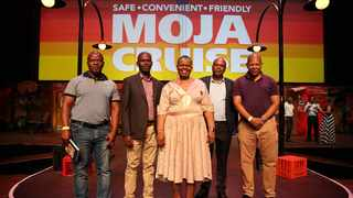Picture: At the launch of Moja Cruise, the City's Taxi Incentive Programme were to left to right QJ Nene (South 1 Region), Sifiso Mthethwa (Greater North) eThekwini Mayor Cllr Zandile Gumede, Cllr Mondli Mthembu and Yusuf Khaliva (Durban Central Region). (Supplied).