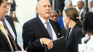 File image: Christo Wiese was appointed interim executive chairperson of Steinhoff Holdings.Photo: Bloomberg.