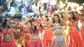 BRINGING FOLK TOGETHER: The Cape Town Carnival is set to take place in the city on the popular fan walk on March 17.  Picture: Courtney Africa/African News Agency/ANA