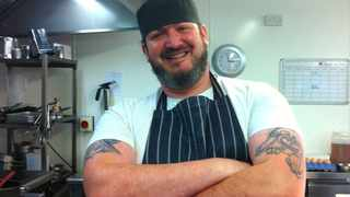 Chef Charlie Lakin offers a 6-course Scottish inspired menu for Burns Night.