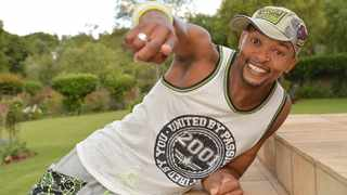 Renowned SA Zumba instructor, Lucas Mthenjane, will be the main Zumba instructor on the outdoor stage. Picture: Supplied.