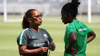 Desiree Ellis was on Thursday appointed as Banyana Banyana head coach. Photo: Chris Ricco/BackpagePix