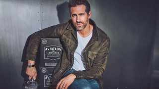 Ryan Reynolds now owns part of Aviation Gin - Pic from Instagram
