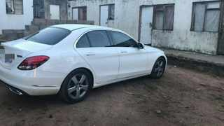 One of the vehicles was fitted with a tracking device and was later found abandoned in KwaMashu by the Marshall Security Special Operations Team. Picture: Supplied
