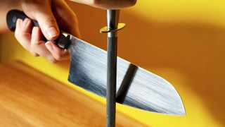 Take good care of your kitchen knives, and they will take good care of you. Picture: Stacy Zarin Goldberg for The Washington Post.