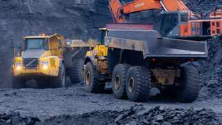 The plan by Resource Generation to bring the Boikarabelo coal project in Limpopo into production received a boost. photo Supplied
