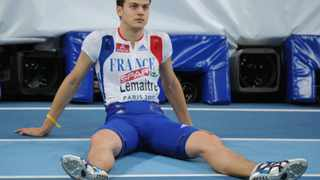 Christophe Lemaitre warmed up for the Rome leg of the Diamond League by clocking 10.08 seconds to win the French Interclubs 100m final.