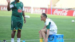 Bafana Bafana received a boost ahead of their Afcon qualifier against Egypt with news that Steven Pienaar is responding well to treatment.