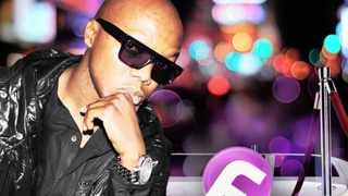 MAN ABOUT TOWN: Tbo Touch hosts the entertainment show Flash.