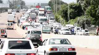 DURBAN 29022012 Shooting on M4 after Clairwood offramp. PICTURE: Jacques Naude