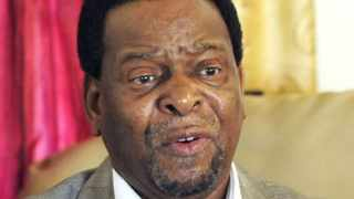 897 King Zwelithini of the Zulu Kingdom talks about AIDS issues and how the thinks bringing back circumcision amongst young Zulu men has been a success so far in KwaZulu-Natal. The interview took place at Enyokeni, KwaNongoma. 201110. Picture: Bongiwe Mchunu