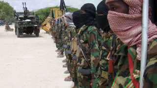 Three people have been beheaded and several homes set ablaze by al-Shabaab militants in Kenya, said reports. File picture: AFP