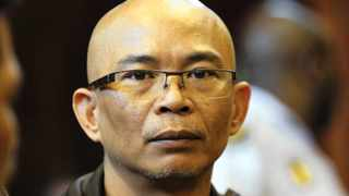 File photo: Thai national Chumlong Lemtongthai attends a hearing at Kempton Park Magistrate's Court.