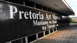 11/11/2012. The Pretoria Art Museum was yesterday robbed of paintings worth R10 Million by three men.  Picture: Thobile Mathonsi