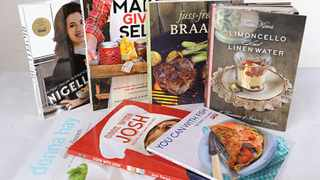 Cookery books reviewed for Angela Day