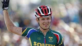 Two-time Olympic mountain bike cyclist, Burry Stander, was killed by a taxi in Shelly Beach.