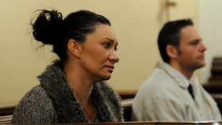 Marissa Rudman and her ex-boyfriend Nolan Schoeman were sentenced to 10 and 13 years in prison respectively by the High Court in Pretoria. File photo: Masi Losi