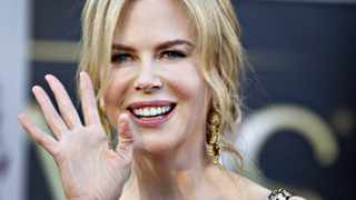 It suggests that 45-year-olds today, such as actress Nicole Kidman, feel a youthful 36 years, despite having passed the dreaded 'middle-age' milestone.