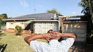 A man's identity was stolen and Nedbank has not fixed the situation for 7years,He now lost his house at Primrose because of it.100   Picture: Matthews Baloyi 4/10/2013