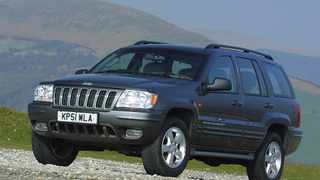 This 2003 Grand Cherokee will be one of the 2.7 million Jeeps affected by the recall.
