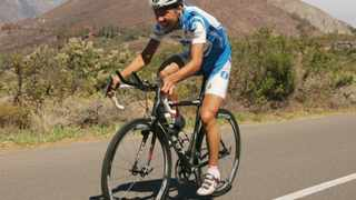 John Lee Augustynhas battled serious injury problems, but hopes to return to professional cycling in Europe (file picture).     Photo Credit: Gallo Images