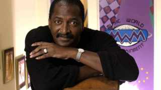 A December 8, 2003 file photo of Mathew Knowles, father and former manager of singer Beyonce Knowles.