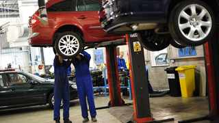 Service and maintenance plans almost always stipulate the vehicle can and must only be serviced by a dealership of the same brand.