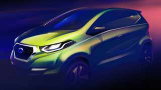 Unnamed Datsun hatchback concept could pave the way for a production model aimed at the youth market.