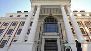 Cape Town - 100813 - National Assembly at Parliament in Cape Town - Photo: Matthew Jordaan