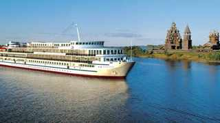 Alternatively chose Viking Star, a new luxury ship with 465 cabins, all with balconies, sailing for seven nights from Barcelona to Rome on 10 January.