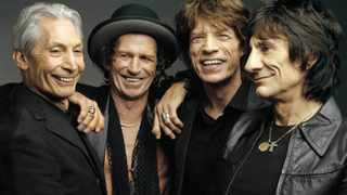 FILE - This 2005 file photo, originally supplied by the Rolling Stones, shows the group, from left, Charlie Watts, Keith Richards, Mick Jagger, and Ron Wood posing during a photo shoot. Photo: The Rolling Stones/ Mark Seliger